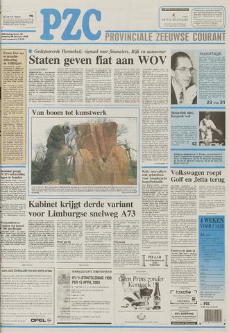 Provinciale Zeeuwse Courant 1995-02-25