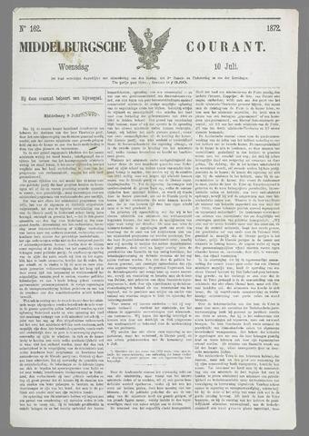Middelburgsche Courant 1872-07-10
