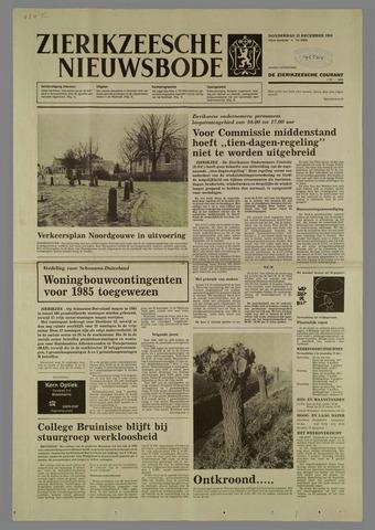 Zierikzeesche Nieuwsbode 1984-12-13