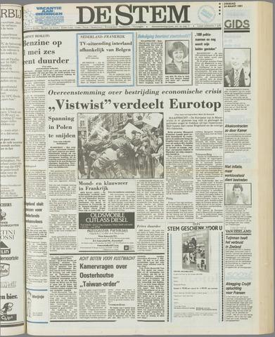 de Stem 1981-03-24