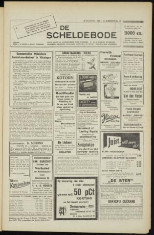 Scheldebode 1955-08-25