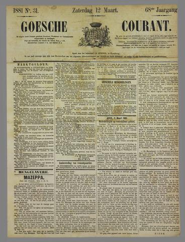 Goessche Courant 1881-03-12
