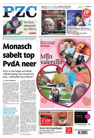 Provinciale Zeeuwse Courant 2016-02-13