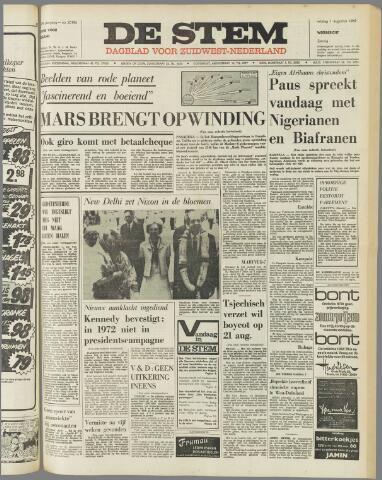 de Stem 1969-08-01