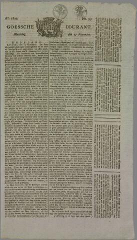 Goessche Courant 1820-11-27
