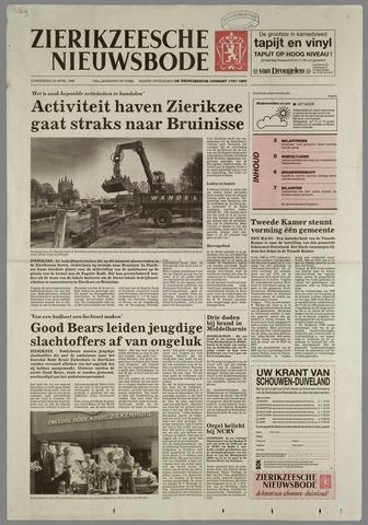 Zierikzeesche Nieuwsbode 1996-04-25