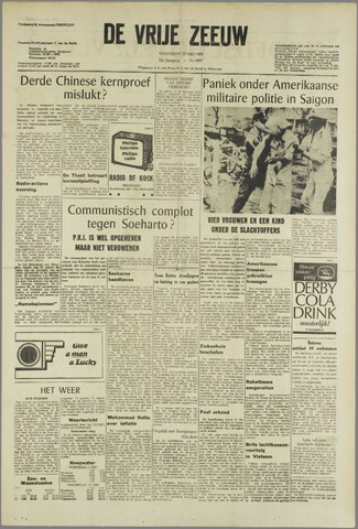 de Vrije Zeeuw 1966-05-11