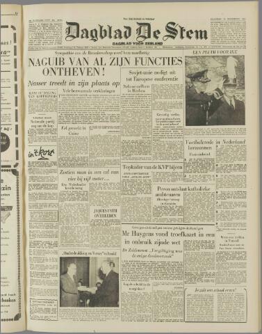 de Stem 1954-11-15