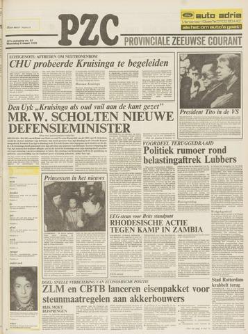 Provinciale Zeeuwse Courant 1978-03-08
