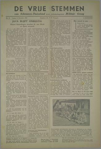 Vrije Stemmen van Schouwen-Duiveland, tevens mededeelingenblad Militair Gezag 1945-12-14