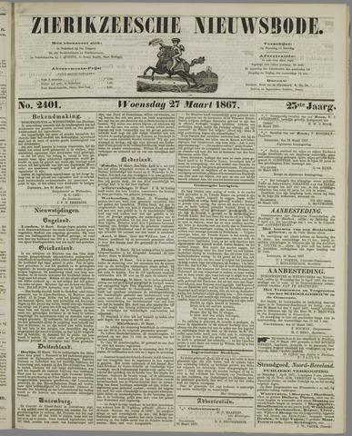 Zierikzeesche Nieuwsbode 1867-03-27