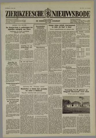 Zierikzeesche Nieuwsbode 1955-07-09