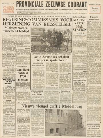 Provinciale Zeeuwse Courant 1967-04-05