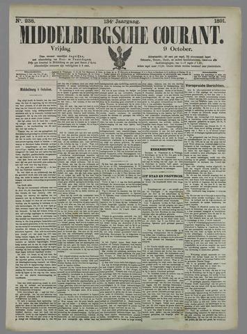 Middelburgsche Courant 1891-10-09