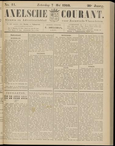 Axelsche Courant 1910-05-07