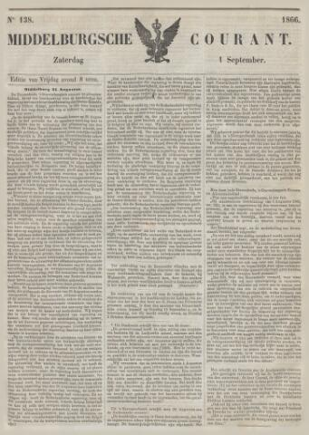 Middelburgsche Courant 1866-09-01