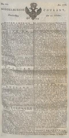 Middelburgsche Courant 1776-10-17