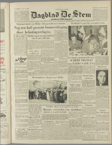 de Stem 1953-09-30