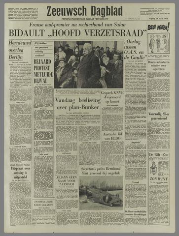 Zeeuwsch Dagblad 1962-04-13