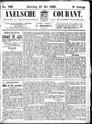 Axelsche Courant 1893-05-13