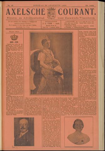Axelsche Courant 1938-08-30