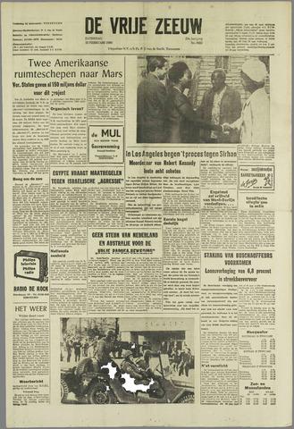 de Vrije Zeeuw 1969-02-15