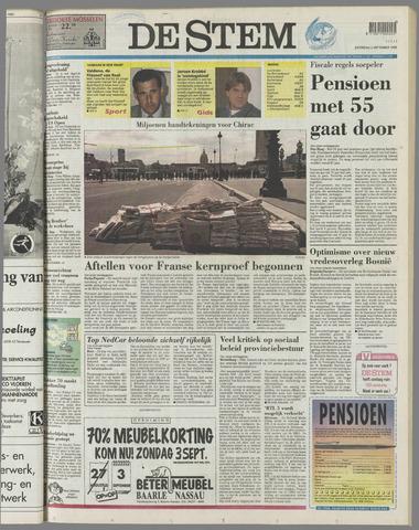 de Stem 1995-09-02