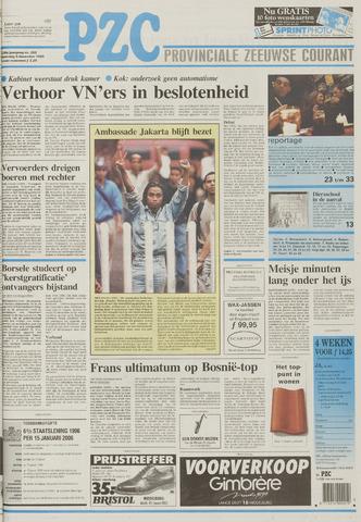 Provinciale Zeeuwse Courant 1995-12-09