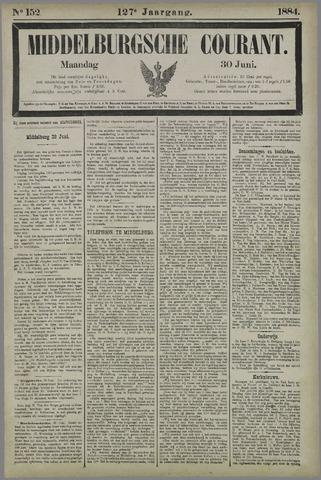 Middelburgsche Courant 1884-06-30