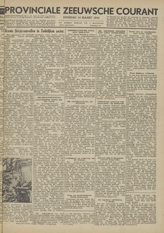 Provinciale Zeeuwse Courant 1944-03-14