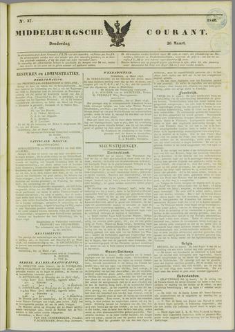 Middelburgsche Courant 1846-03-26