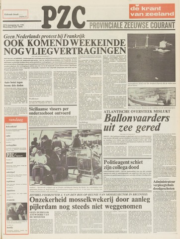 Provinciale Zeeuwse Courant 1978-07-31