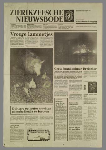 Zierikzeesche Nieuwsbode 1987-01-05