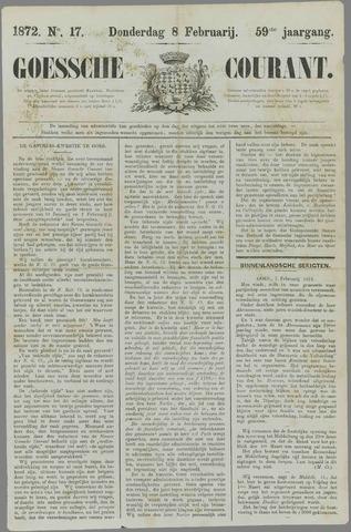 Goessche Courant 1872-02-08