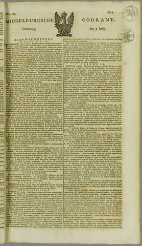 Middelburgsche Courant 1825-06-09
