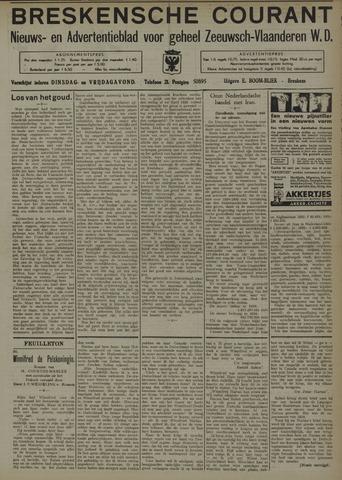 Breskensche Courant 1936-09-29