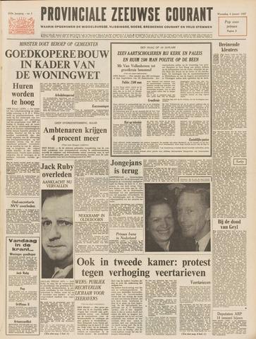 Provinciale Zeeuwse Courant 1967-01-04