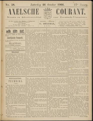 Axelsche Courant 1901-10-26