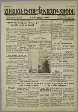 Zierikzeesche Nieuwsbode 1958-05-05