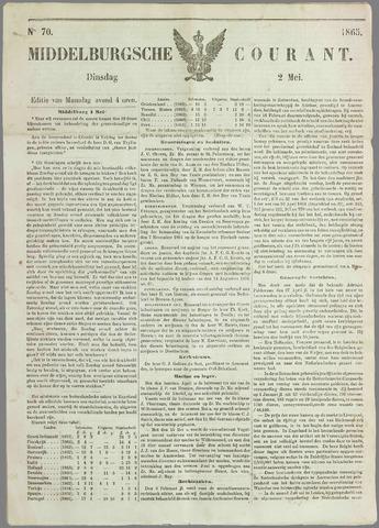 Middelburgsche Courant 1865-05-02