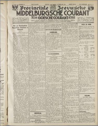 Middelburgsche Courant 1936-02-28
