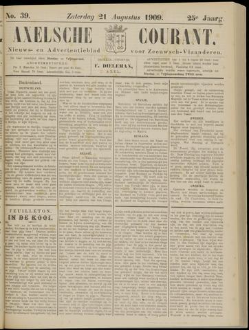 Axelsche Courant 1909-08-21