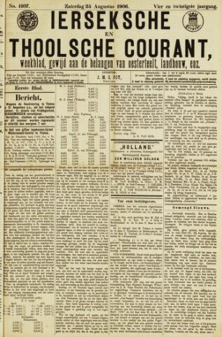 Ierseksche en Thoolsche Courant 1906-08-25