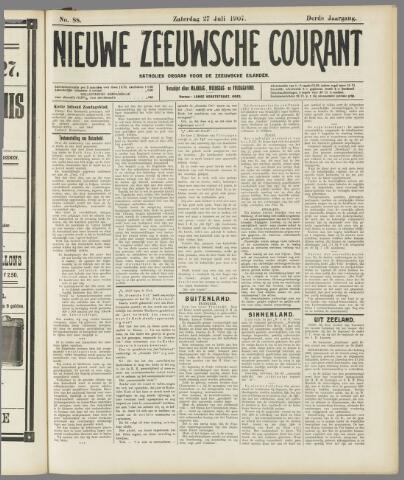 Nieuwe Zeeuwsche Courant 1907-07-27
