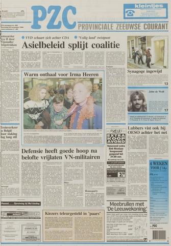 Provinciale Zeeuwse Courant 1994-11-30