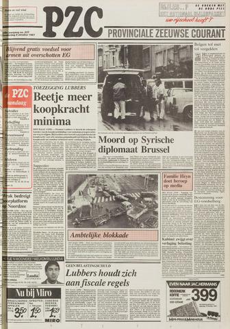 Provinciale Zeeuwse Courant 1987-10-08