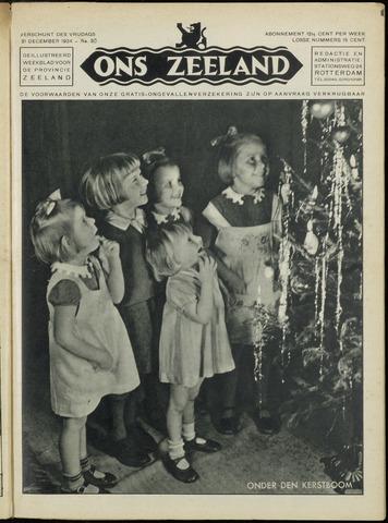 Ons Zeeland / Zeeuwsche editie 1934-12-21