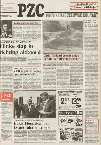 Provinciale Zeeuwse Courant 1987-06-04