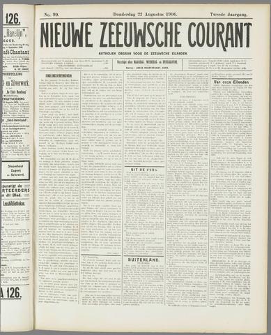 Nieuwe Zeeuwsche Courant 1906-08-23