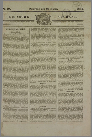 Goessche Courant 1842-03-26